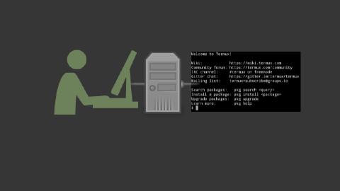 Постоянный доступ к Termux через ssh тоннель