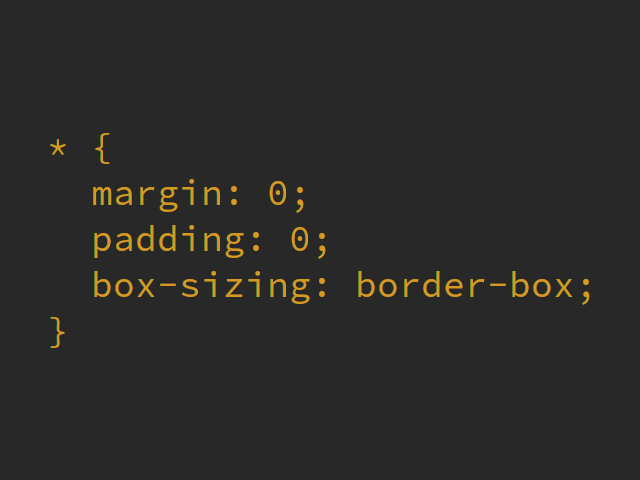 Минимальный файл сброса стилей minireset.css