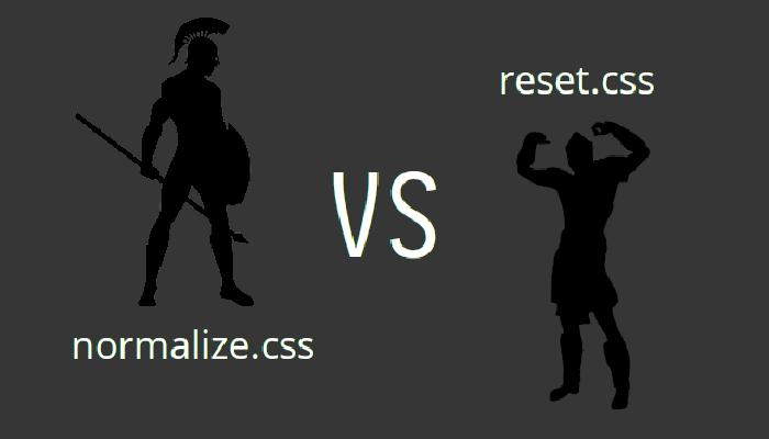 Битва титанов: normalize.css против reset.css
